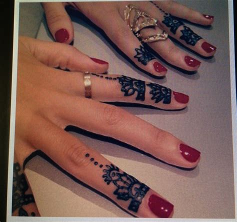 finger henna henna hands pinterest henna finger