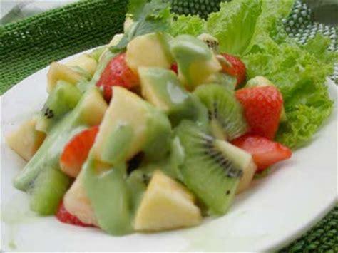 Teh Hijau Jumbo selada buah saus teh hijau just
