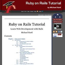 javascript tutorial for experienced programmers ruby ruby on rails pearltrees