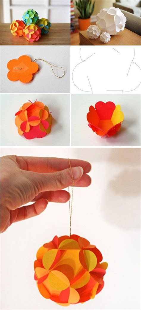 Origami Hanging Flowers - 25 best ideas about origami on paper