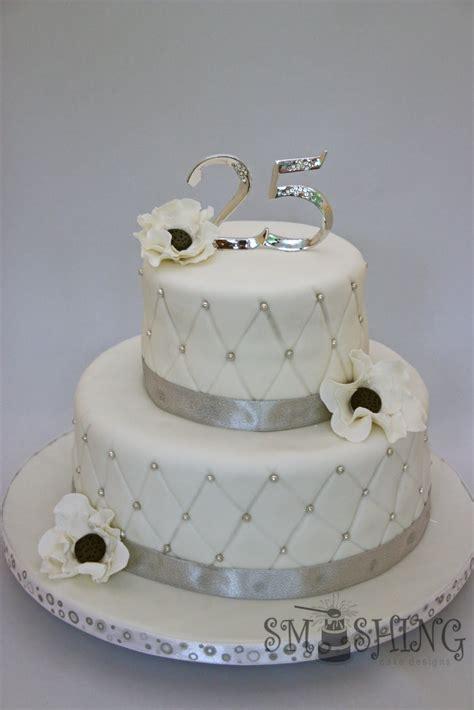 hochzeitstag torte silver wedding anniversary decorations romantic decoration