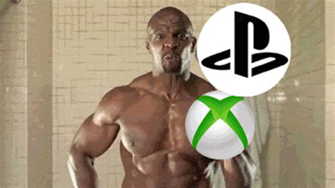 terry crews one man band console wars the xbox strikes back gifs pa 180 la band er a