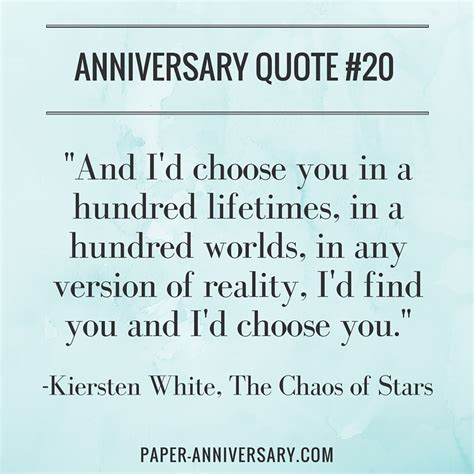 Wedding Anniversary Quote To Husband by 20 Anniversary Quotes For Him Paper Anniversary