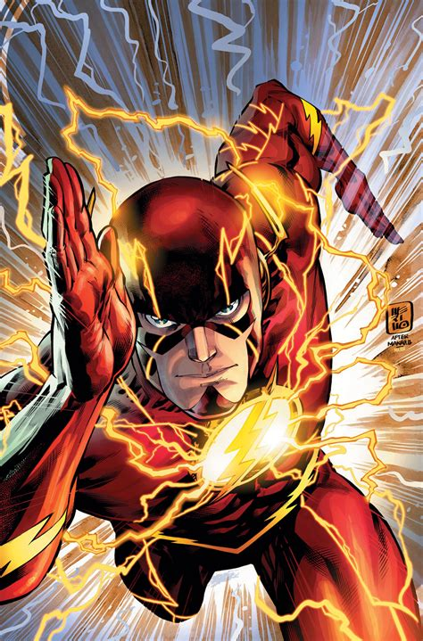 Flash New 52 the new 52 hits 52 this may news