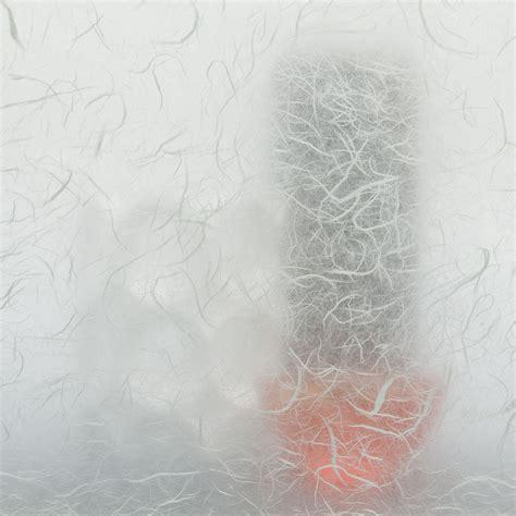 Bevelled Mirror by Shoji Rice Paper Laminated Glass Alltrade Glass