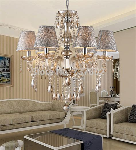white lighting chandeliers modern