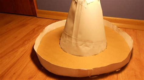 How To Make A Mexican Sombrero Out Of Paper - 3 sombrero made 100 out of paper