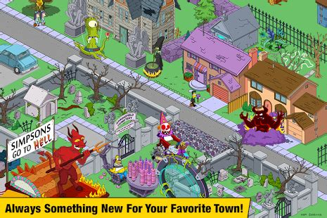 the simpsons tapped out apk the simpsons tapped out mod apk v4 31 0 unlimited and donuts android mods