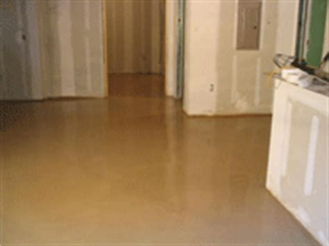Self Leveling Floor Resurfacer by Colored Self Leveling Floor Resurfacing Sider Crete Inc