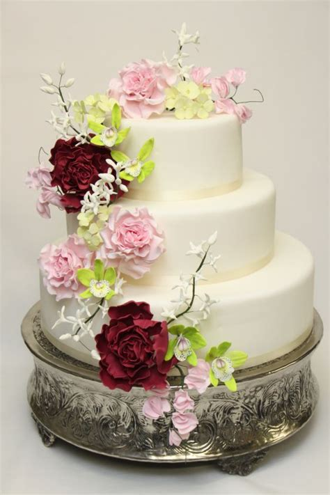 3 St Ckige Hochzeitstorte by Evet Ich Will Hochzeitsblog F 252 R Multikulturelle Hochzeiten