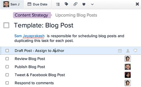 asana task template why you should use asana to manage your projects paul minors