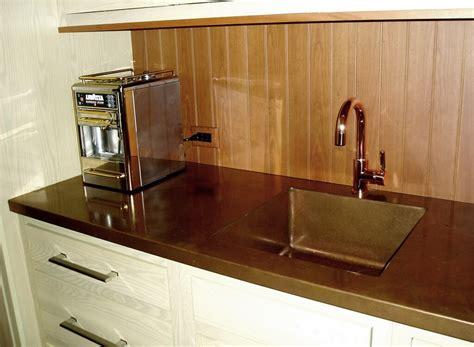 Bronze Countertop by Bronze Counter Tops Custom