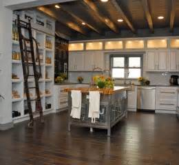 Ladder Kitchen Cabinets 1000 Images About Kitchen Rolling Ladder On