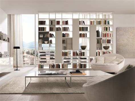 zalf librerie link system libreria bifacciale by zalf