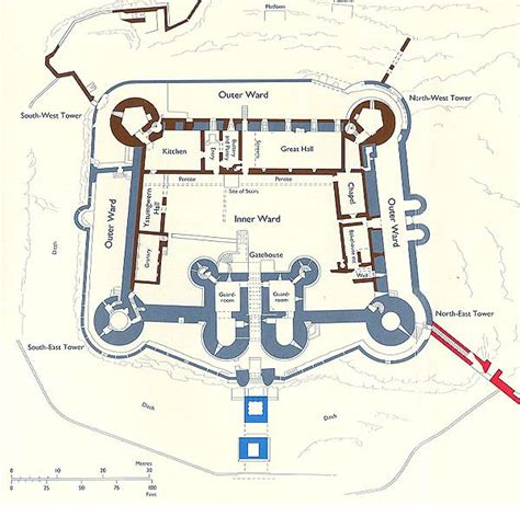 beaumaris castle floor plan 28 beaumaris castle floor plan 1000 images about