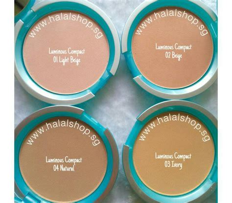 Kosmetik Wajah Wardah Luminous Powder 30gr 1 jual wardah luminous compact powder 14 gr tokowardahcom