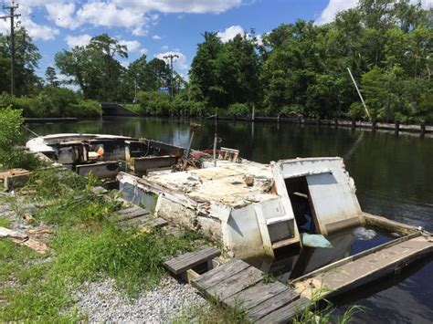 boat house virginia beach whatever happened to the rotting abandoned boat on