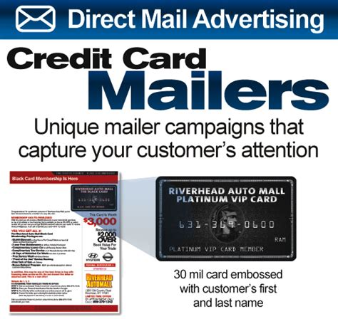 direct kredit tmg media direct 187 credit card mailers
