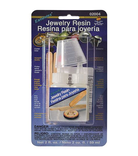 envirotex jewelry resin kit 2 ounces jo