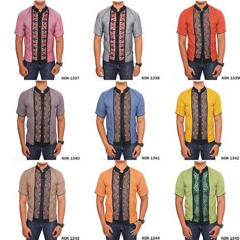 Baju Muslim Koko Anak Bordir The Best 1 2 3 Tahun baju gamis muslim pria