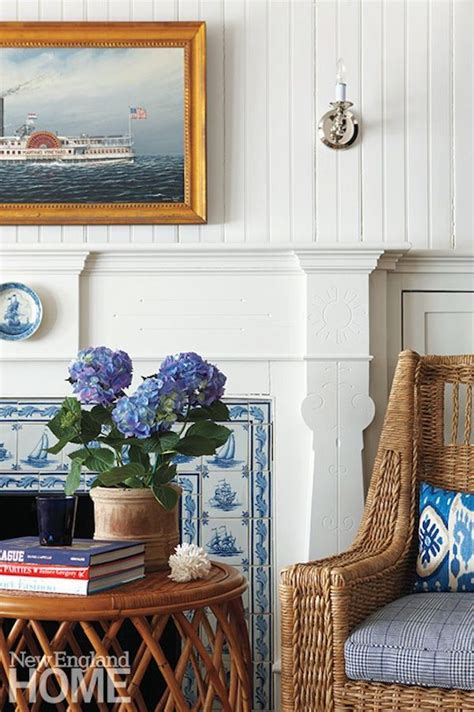 new england home decor inspired by rooms with books the inspired room