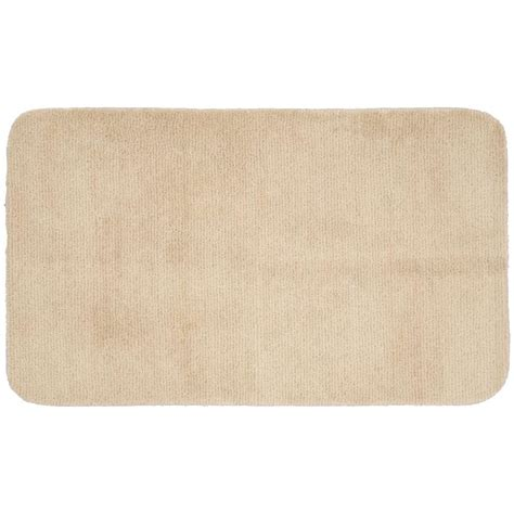 accent rugs for bathroom garland rug majesty cotton white 30 in x 50 in washable