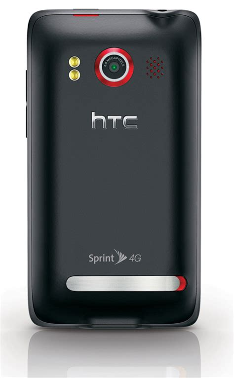 htc evo 4g lte android htc and us network sprint reveal the htc evo 4g 4 3