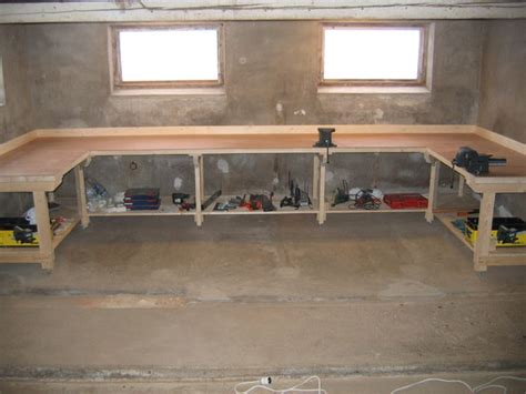 workshop bench top extreme heavy duty work bench