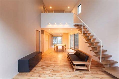 minimalist japanese small house architecture  interior