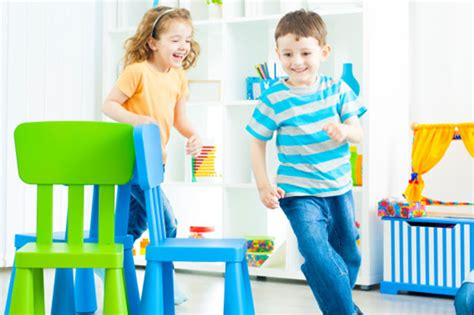 How To Play Musical Chairs Without Chairs by Errors
