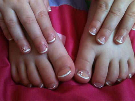 What Color Compliments Pink 7 Best Images About Toddler Toesies On Pinterest White