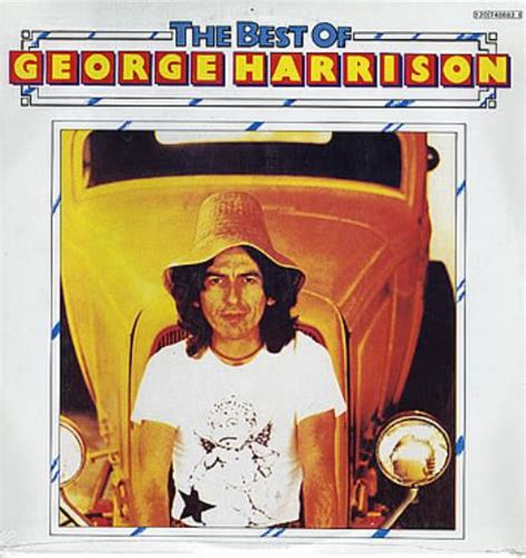 george harrison best album george harrison the best of george harrison mexican vinyl