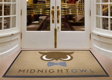 industrial rugs for businesses waterhog logo inlay custom logo floor mat floormatshop commercial floor matting carpet