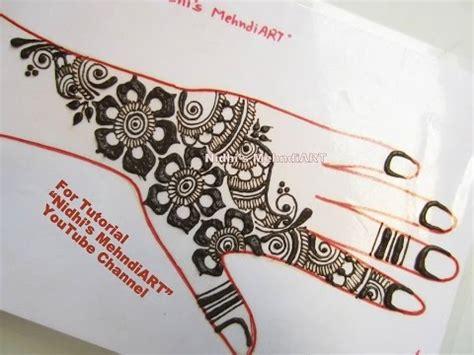 henna design creation youtube arabic floral mehndi henna art design creation