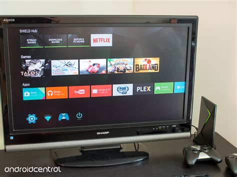 how to android to tv nvidia shield android tv review android central