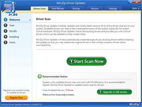 winzip driver updater full version winzip driver updater 1 0 serial key
