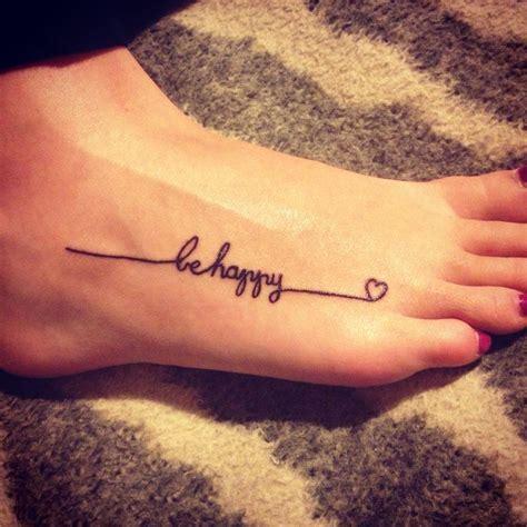 be happy tattoo be happy i n k s p i r e d
