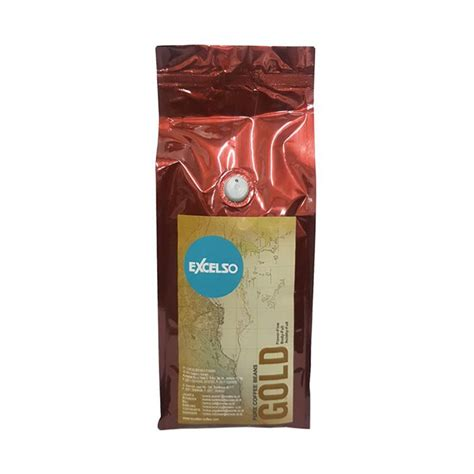 Coffee Bean Excelso jual excelso gold bean coffee biji kopi 250 g