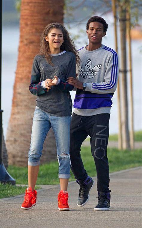 zendaya and her boyfriend 2015 2016 myfashiony ゼンデイヤ コールマンとトレヴァー ジャクソン ロサンゼルスでオフ 国内 海外芸能ニュース ゴシップノート