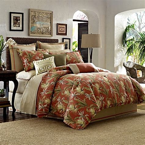 tommy bahama comforter sets queen buy tommy bahama 174 catalina full queen comforter set in