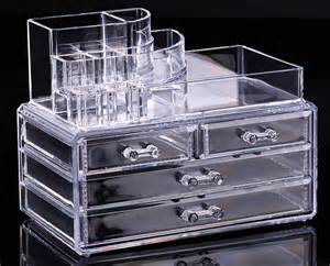 acrylic makeup organizer with drawers india images