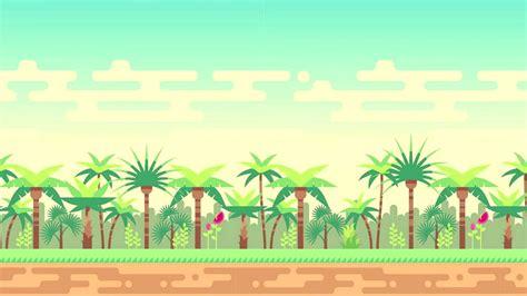 gambar animasi pemandangan harian nusantara