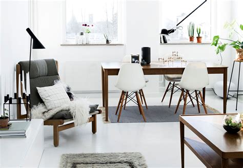 nordic style living room vintage meets modern in a apartment decordots bloglovin