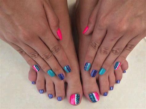 decorado de uñas para niñas pies decorado u 241 as manos y pies manicura y decoraci 243 n