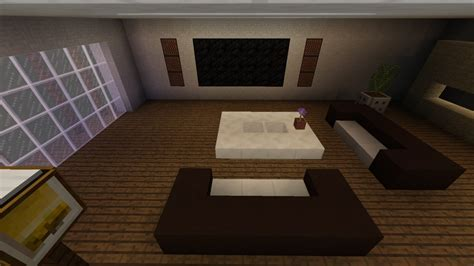 Minecraft Home Interior by