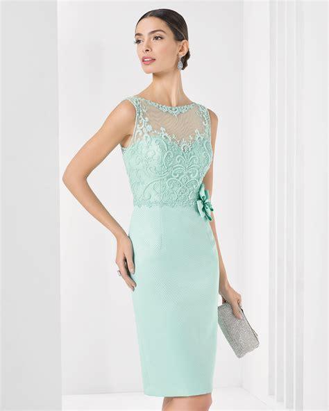 trajes a medida 2016 vestidos de madrina vestido de fiesta de rosa clar 225 2016 9t118 cocktail rosa