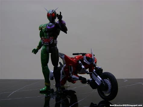 Model Kit Bandai Kamen Rider Accel Motor duelmasterng gunpla mg figure rise kamen rider accel
