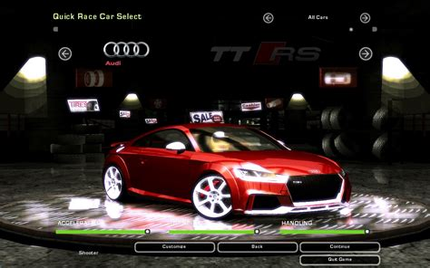 Need For Speed Underground need for speed underground 2 cars by audi nfscars