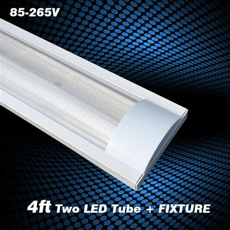 4ft fluorescent light covers 4ft 40w explosion proof two led lights stripe cover