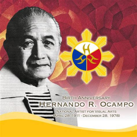 """NCCA PH on Twitter: """"Today is the 106th birth anniversary ... Hernando Ocampo The Resurrection"""